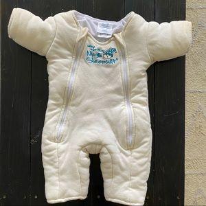 Merlin's Magic Sleep Suit, 3-6 months